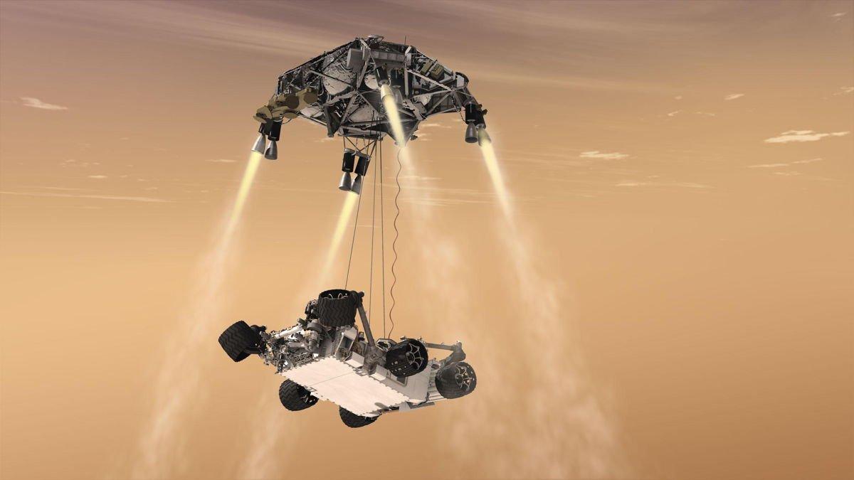 NASA's Insight Mars Lander, in Crisis, Enters Emergency Hibernation