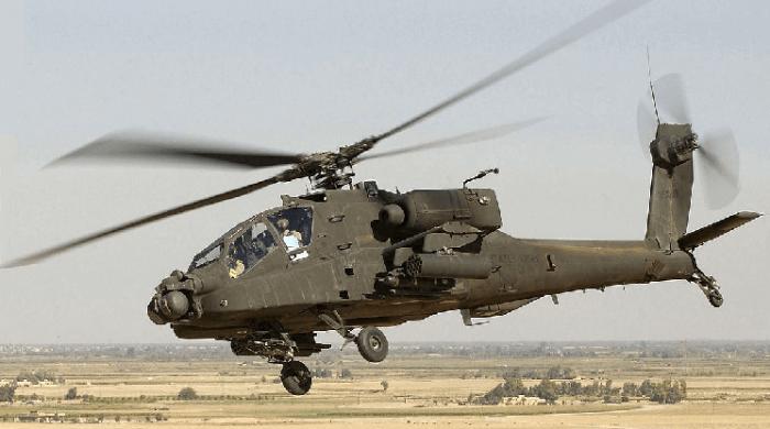 Border Patrol Helicopter Astonishing Missile Encounter; Exaggerating!