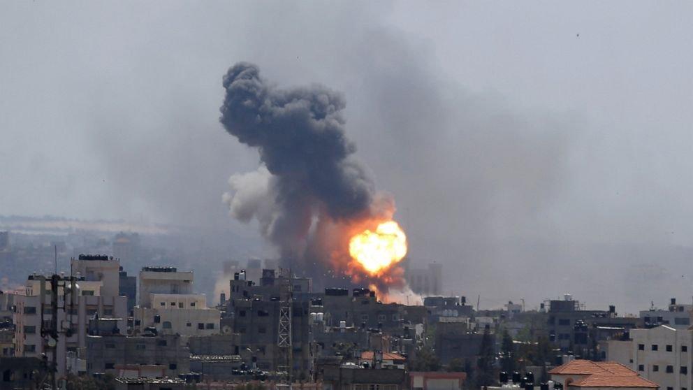 Palestinians Militants Retaliation War to Israel; Instigates Drone Attacks