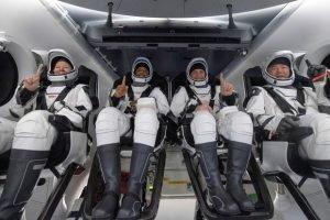 Astronauts Narrate Their Return On SpaceX Capsule As Ponderous