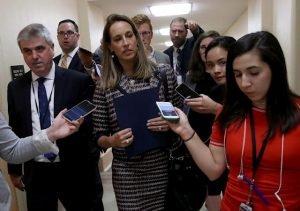 Moderate Democrats Criticize Defense Budget Cuts