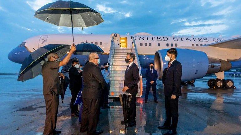 Antony Blinken's New Delhi Visit Strengthens Indo-US Security Partnership