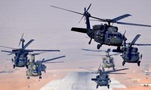 U.S. DoD Plans on conducting Aviation Training