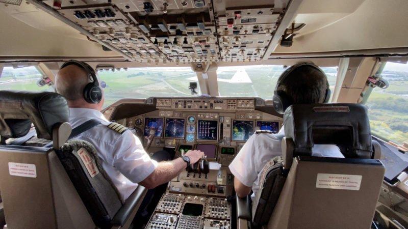 Brooks Extends Help Civilian Pilots to Secure Licenses