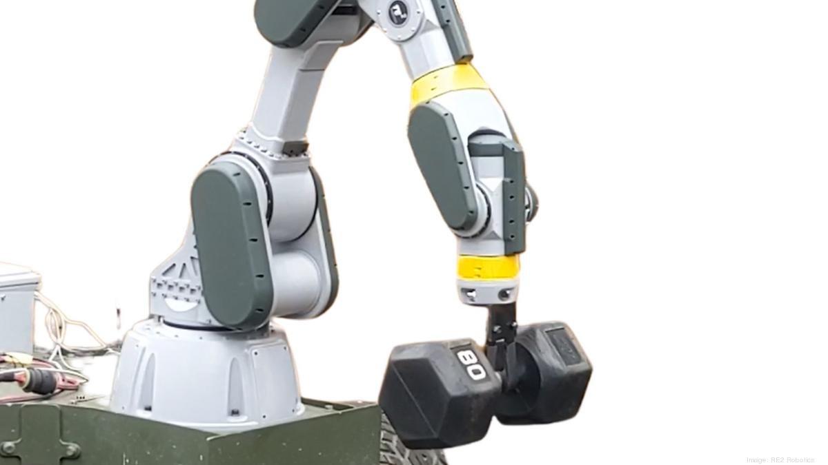 U.S. Army Awards Contract of $1 Million to RE2 Robotics to Build Autonomous Robotic Refuelling Arm