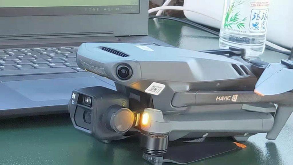 DJI Mavic 3 Leaks show Improved Camera and Flight Time