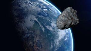 An Asteroid Zipped Closer than the Moon's Orbit