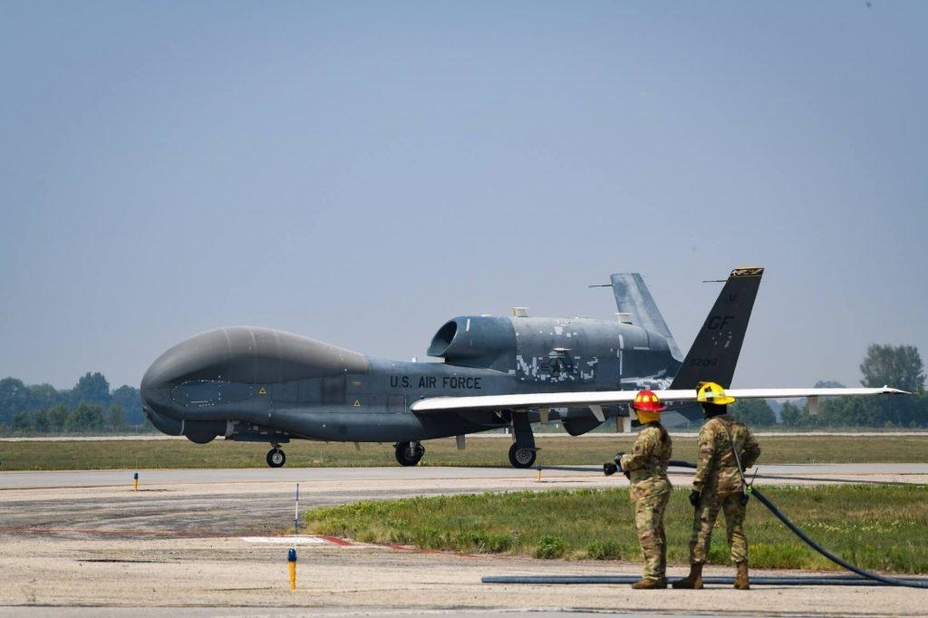 Global Hawk Drones to be Repurposed by Northrop Grumman